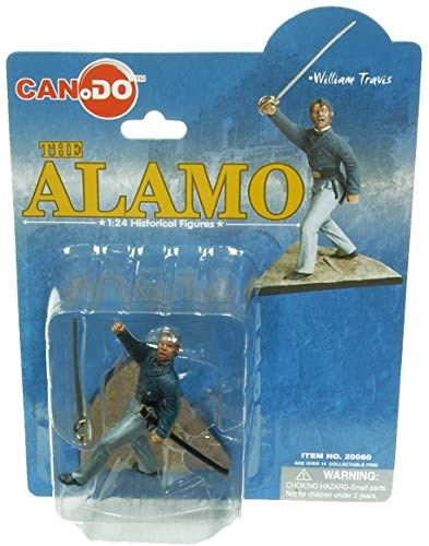 Dragon Models USA 1:24 Scale Historical Figures The Alamo Figure B William Travis from Dragon Models USA