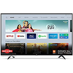 Mi TV 4A PRO 108 cm (43 Inches) Full HD Android LED TV (Black)
