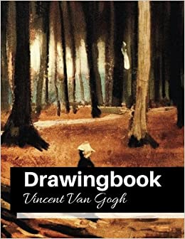 drawingbook vincent van gogh drawingbookdrawing book for adultsall blank sketchbookvan gogh notebook volume 29