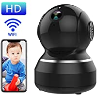 WONNIE Full HD 1080P Baby Monitor Wireless IP Camera