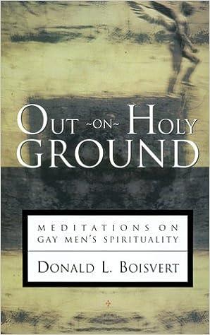 Gay ground holy man meditation spirituality