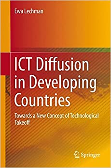Book ICT Diffusion in Developing Countries: Towards a New Concept of Technological Takeoff