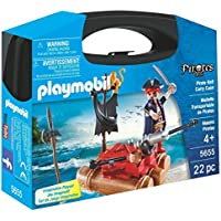 PLAYMOBIL® Pirate Raft Carry Case