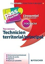 Pass'Foucher - Technicien territorial / principal