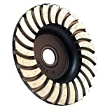 Alpha DW4M11 4 5/8 Thread Medium Diamond Grinding Wheel by Alpha Professional Tools