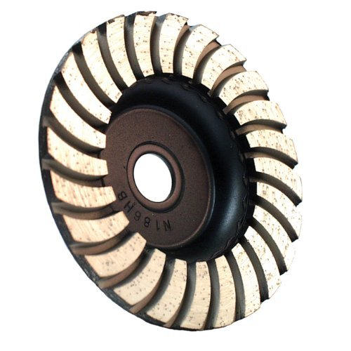 Alpha DW4M11 4 5/8 Thread Medium Diamond Grinding Wheel by Alpha Professional Tools by Alpha Professional Tools