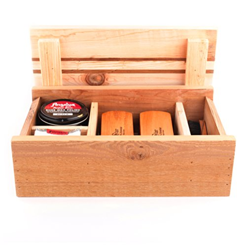 Shinekits Cedar Shoe Shine Kit by Shinekits (Image #5)