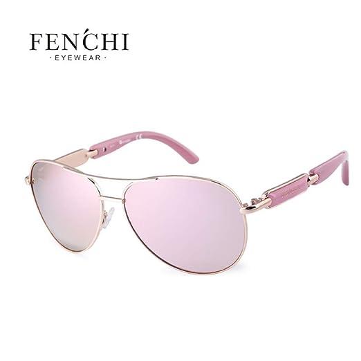Yangjing-hl Gafas de Sol Mujer Gafas de Marca Gafas de Sol ...