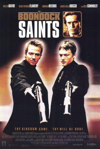 Boondock Saints (1999) - 11 x 17  - Style (Boondock Saints Movie Poster)