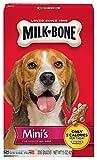 Milk-Bone Mini Original Dog Biscuits, 15 Oz (Pack Of 6)