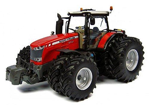 MASSEY FERGUSON 8737 8 ruedaS 1 32 Universal Hobbies Mezzi Agricoli e Accessori modellololo modellololino die cast