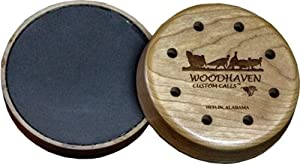 Woodhaven Custom Calls Cherry Classic Slate Friction Call Wh056