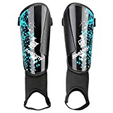 Zealony Soccor Shin Guards for Kids, Youth and Adults