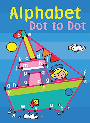 Alphabet Dot to Dot (Japanese Letters A To Z With English)