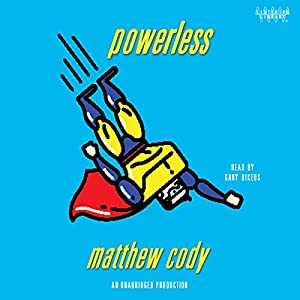 Powerless Audiobook