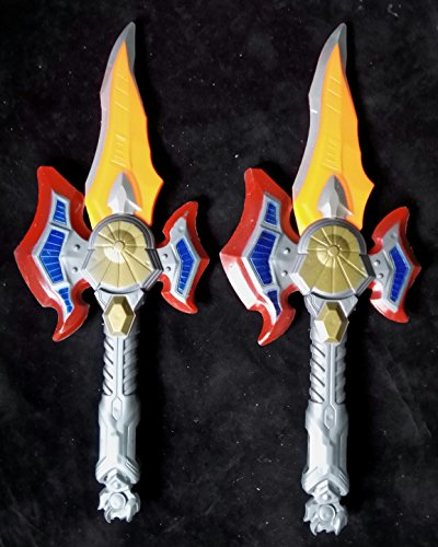 [Toys! Dual Swords Light Orange