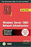 MCSE Implementing and Administering a Windows Server 2003 Network Infrastructure, Ed Tittel and Diana Huggins, 0789729474