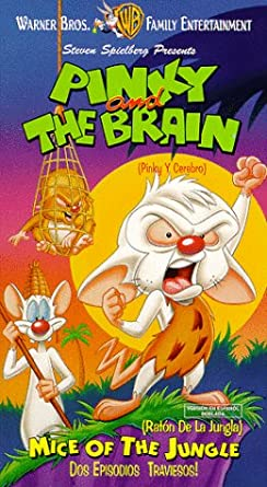 Amazon pinky the brain mice of the jungle vhs maurice pinky the brain mice of the jungle thecheapjerseys Images