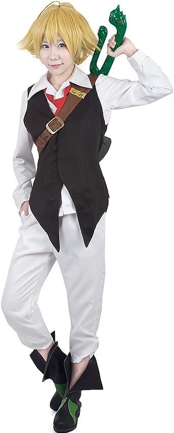 miccostumes Men's Meliodas Cosplay Costume