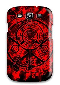 New Arrival Galaxy S3 Case Black And Red Case Cover