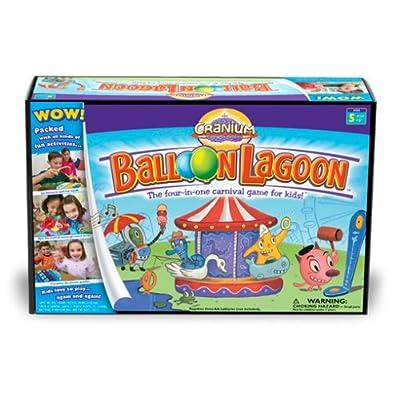 Cranium Balloon Lagoon: Toys & Games