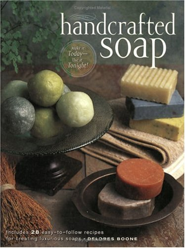 Handcrafted Soap by North Light Books