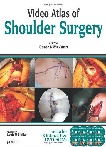 Video Atlas of Shoulder Surgery (DVDs)