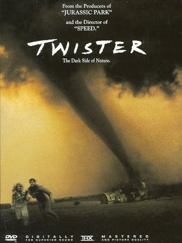 Twister by Warner Home Video