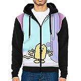 Fashion 3D Digital Print Hoodies Mens Womens Wow! Wow! Wubbzy! Costume Ray,costume Riding Pockets Hoodie Sweatshirts Plus Velvet
