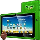 Zeepad 7DRK-Q-GREEN 7Drk-Q, 7'' Android Tablet, 4 GB, Green