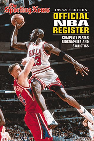 Official Nba Register 1998-99