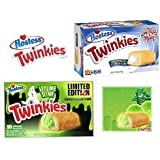 Twinkies Twin Pack - 1 x Original Twinkies & 1 x Ghostbusters Twinkies