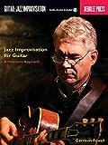 Jazz Improvisation For Guitar - A Harmonic Approach (Berklee Press Book/Online Audio)