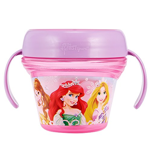 First Years Disney Princess Spill Proof