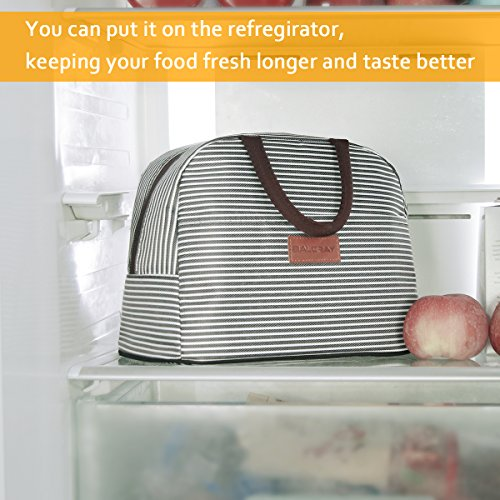 BALORAY Lunch Bag Tote Bag Lunch Organizer Lunch Bag for Women Perfect for Work Women(Upgraded Version) by BALORAY (Image #6)