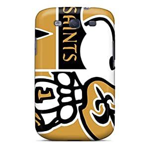 Pip1322GeEL Mylisa New Orleans Saints Feeling Galaxy S3 On Your Style Birthday Gift Cover Case