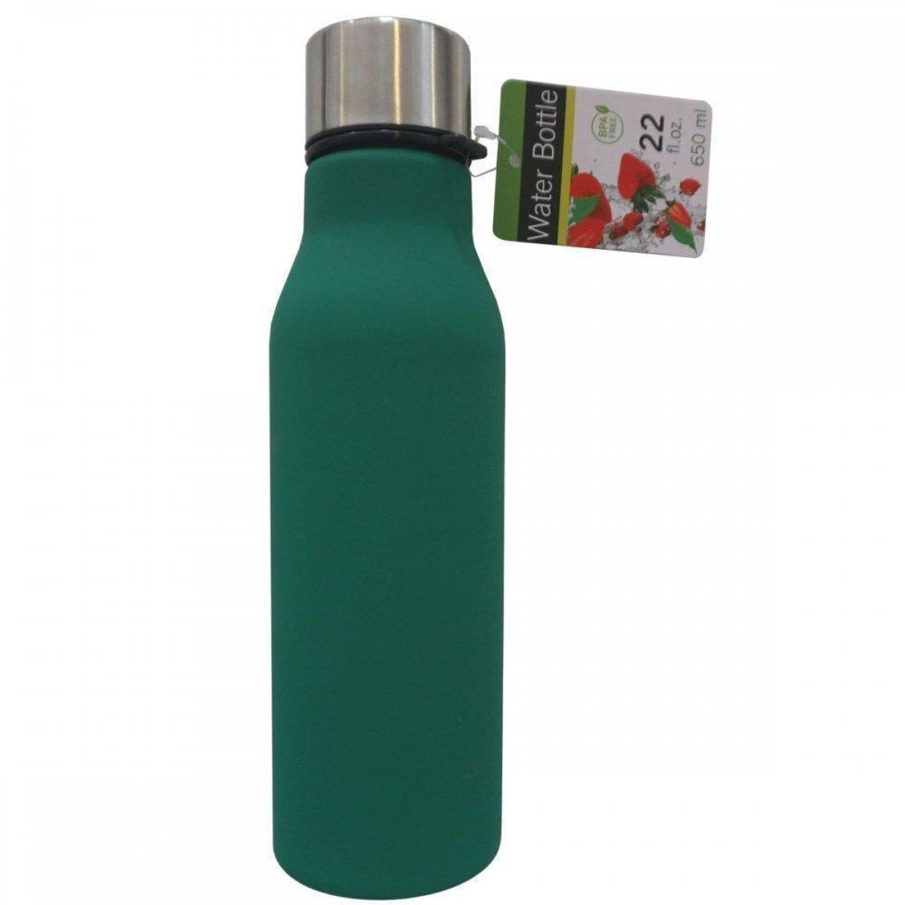 Bulk Buys 22オンスソリッドカラー水ボトル B077CBLSNJ