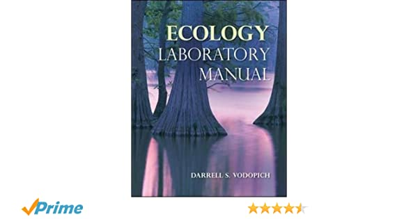Amazon ecology laboratory manual 9780073383187 darrell s amazon ecology laboratory manual 9780073383187 darrell s vodopich books fandeluxe Images
