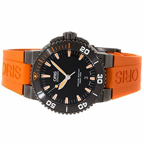 Oris-Aquis-automatic-self-wind-mens-Watch-01-733-7653-4259-07-4-26-32GEB-Certified-Pre-owned