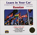 Learn in Your Car Russian 3-Level Set, Henry N. Raymond, 156015148X