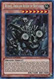 Yu-Gi-Oh! - Redox, Dragon Ruler of Boulders (CT10-EN003) - 2013 Collectors Tins - Limited Edition - Secret Rare