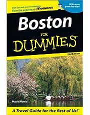 Boston For Dummies