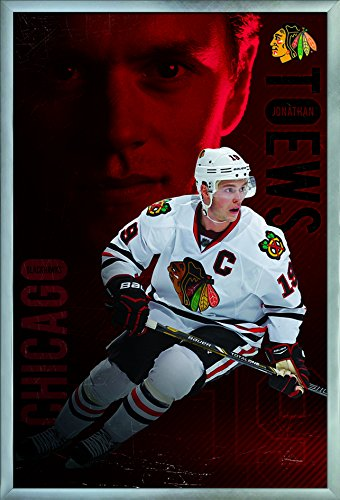 (Trends International Chicago Blackhawks - Jonathan Toews Wall Poster 24.25