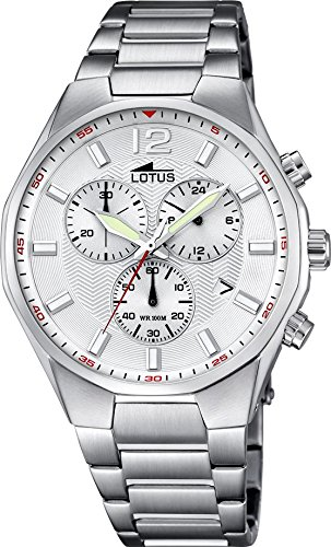 Lotus Chrono Sport 10125/1 Mens Chronograph very sporty