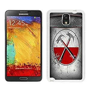 Pink-Floyd White Samsung Galaxy Note 3 Screen Cellphone Case Popular and Unique Design
