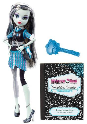 Monster High Frankie Stein Doll ()