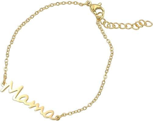Amazon.com: JOFUKIN para mamá cumpleaños regalos mamá collar ...