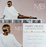 Mary J Blige - Growing Pains - Two Sided Poster - New - Rare - Mary Jane Blige - Work That - Grown Woman - Work in Progress (Growing Pains)