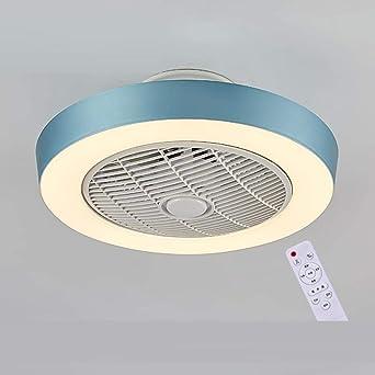 Ventiladores Para El Techo Con Lámpara,Ventilador Invisible ...