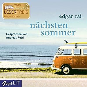 Nächsten Sommer Hörbuch